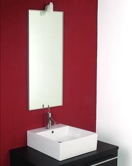 Miroir chauffant infrarouge irl 600 watt domo systems for Miroir chauffant