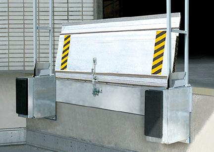 Rampes de quais tous les fournisseurs rampe de for Exterieur quai
