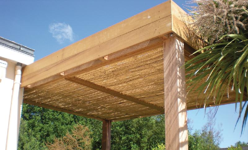 construire une pergola en bois plan affordable pergola bois with construire une pergola en bois. Black Bedroom Furniture Sets. Home Design Ideas