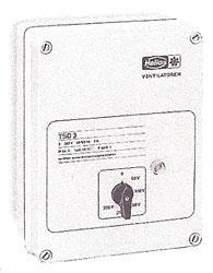 Regulateur transformateur tsd11