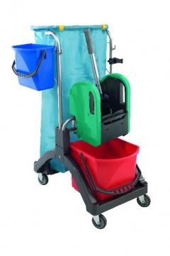 Chariot de nettoyage classic for Leifheit 59101 chariot de nettoyage professionnel