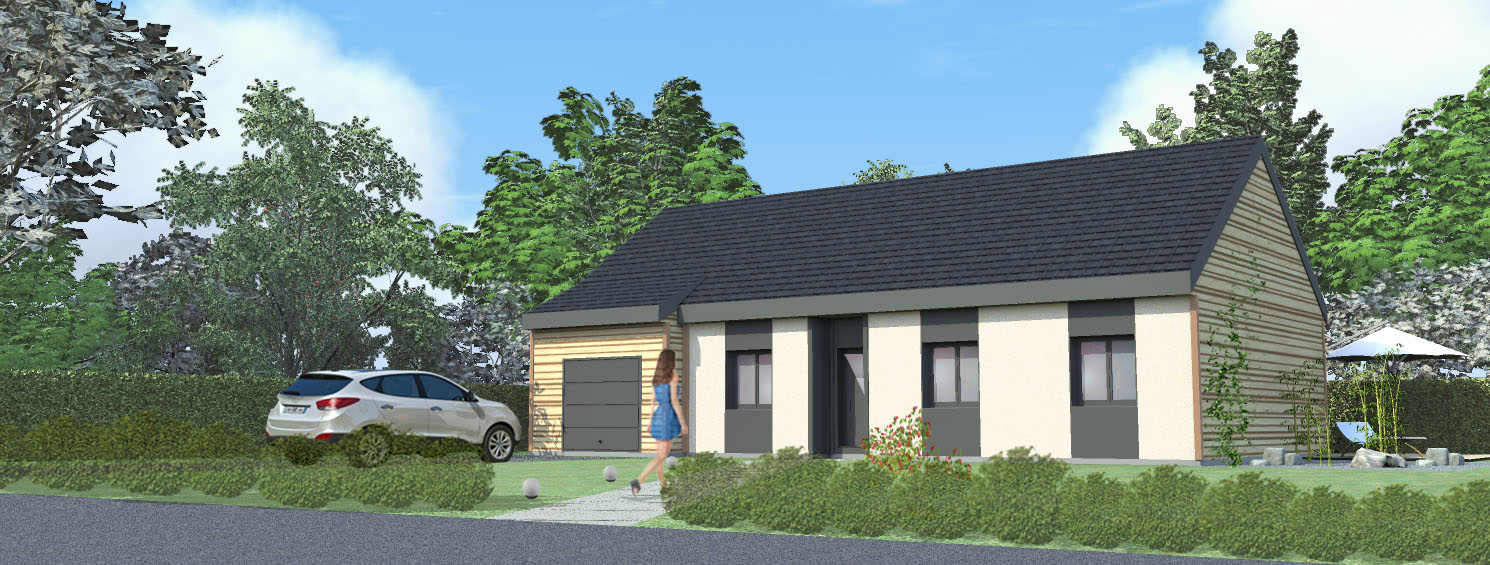 poirot construction produits habitations completes. Black Bedroom Furniture Sets. Home Design Ideas