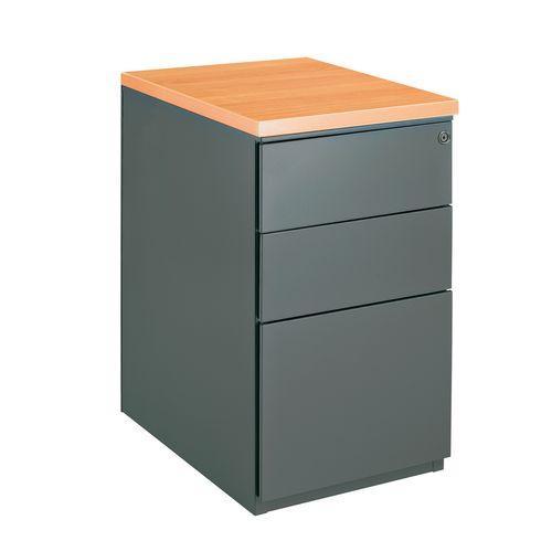 caissons de bureaux fixes bruneau achat vente de caissons de bureaux fixes bruneau. Black Bedroom Furniture Sets. Home Design Ideas