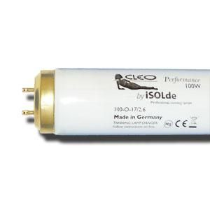 G13 tube fluorescent uva 100w cleo performance philips