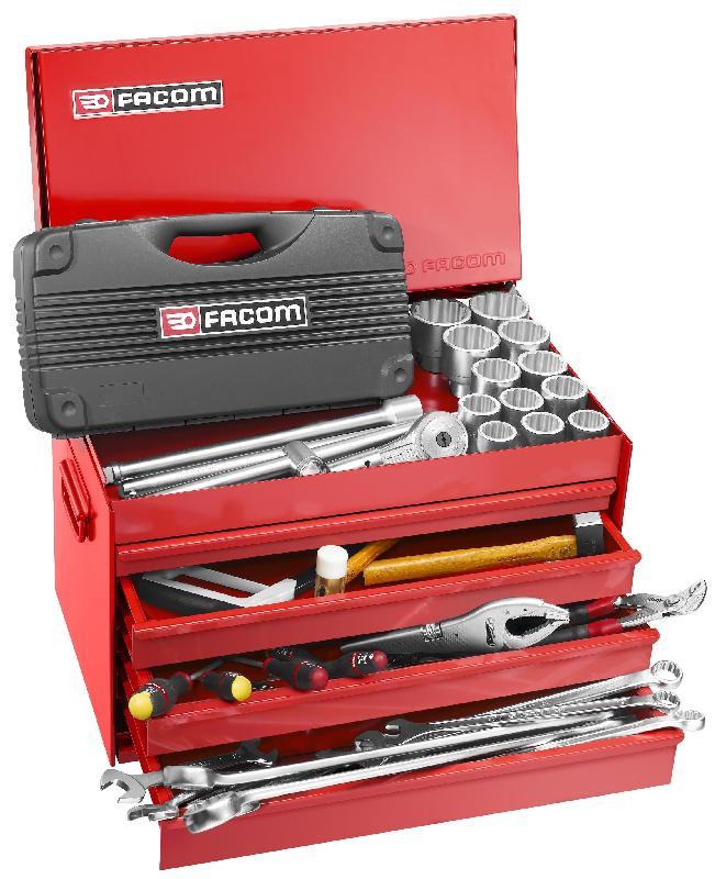 caisses outils facom achat vente de caisses outils facom comparez les prix sur. Black Bedroom Furniture Sets. Home Design Ideas