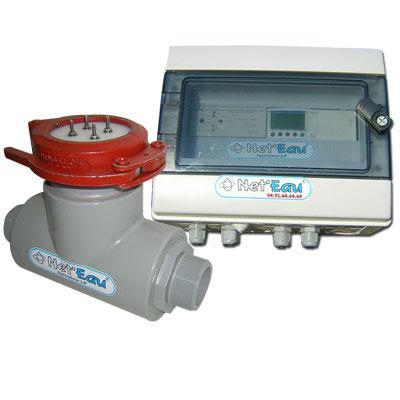 Echangeurs d'ions pour les eaux