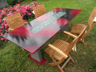 tables de jardins tous les fournisseurs table de jardin plastique table de jardin en bois. Black Bedroom Furniture Sets. Home Design Ideas