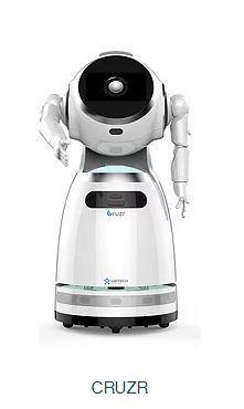 Robot compagnon - cruzr