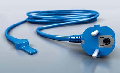 Gaine pour passage cable edf