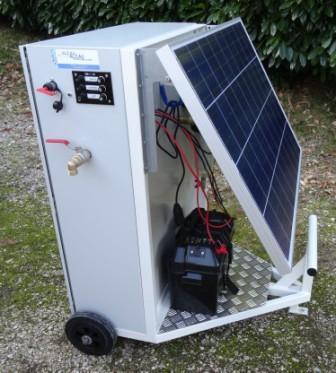 Groupes de potabilisation - solaire sp-250-4