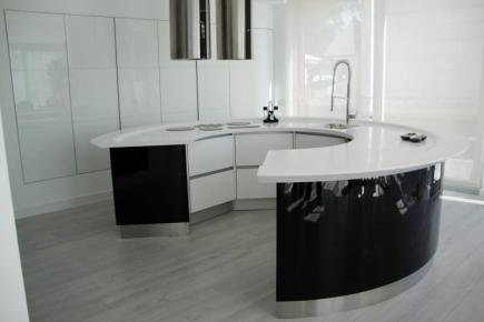 plan de travail corian. Black Bedroom Furniture Sets. Home Design Ideas