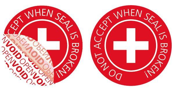 Etiquettes de securite