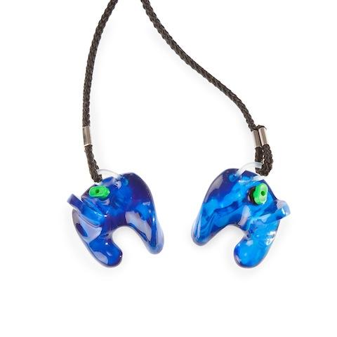frais frais Super remise Style magnifique Bouchons d'oreilles sur-mesure : les audiprotect