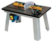 Fraiseuse avec table pour defonceuse 6157000 6157506 master rt 460 - Table de fraisage ...
