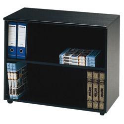 Biblioth ques de bureau comparez les prix pour for Bureau 90x40
