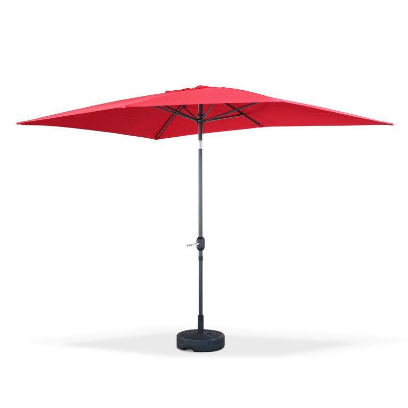 Parasols comparez les prix pour professionnels sur - Parasol deporte rouge ...