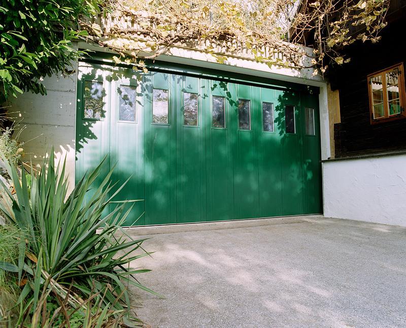 Automatismes import produits portes de garage sectionnelles - Isolation thermique et acoustique ...
