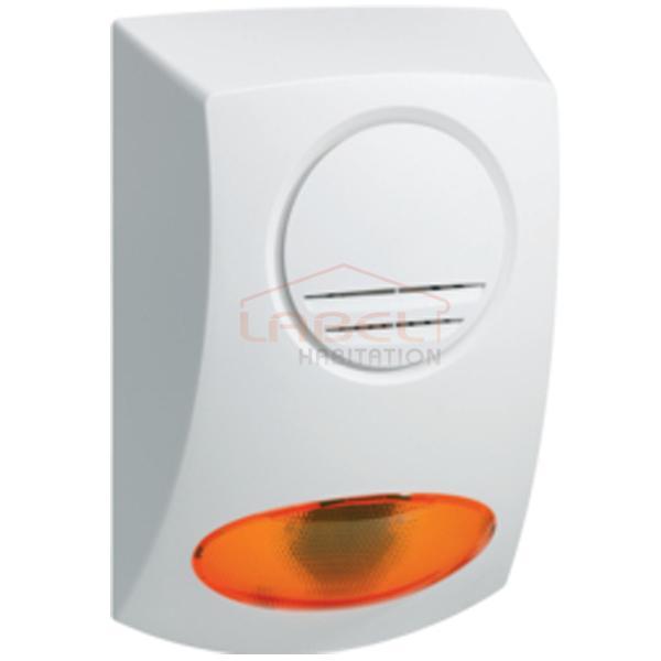 Accessoires alarmes hager achat vente de accessoires for Sirene alarme exterieure filaire