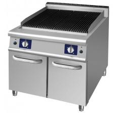 GRILLADE CHARCOAL DOUBLE GASTROMASTRO SERIE 700