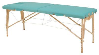 Table pliante bois avec tendeur standard c-3211m65