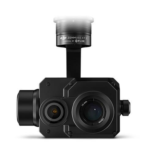 Caméra thermique pour drone, 640x512, 588g, contrôle temps réel