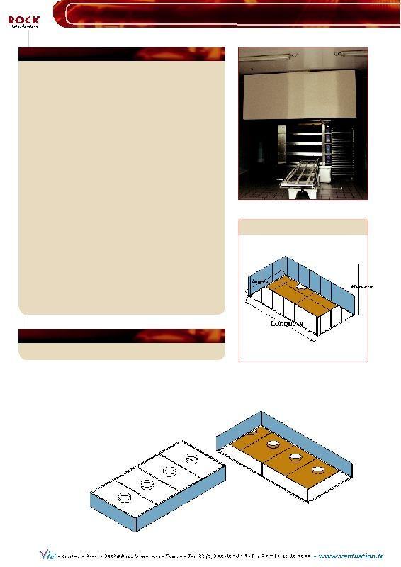 hotte a panneaux verticaux livree en kit. Black Bedroom Furniture Sets. Home Design Ideas