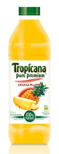 Jus tropicana ananas