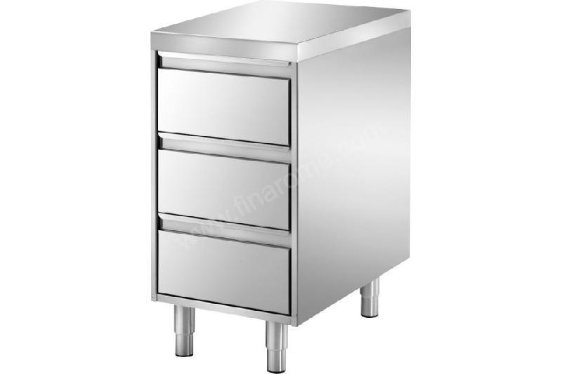 Meuble inox pas cher cool meuble de cuisine occasion for Meuble cuisine inox pas cher