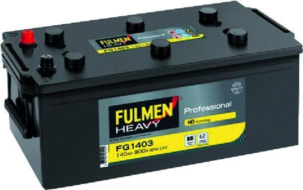 BATTERIE 6V. 80AH 600A NE 07715 082 FULMEN pour FULMEN
