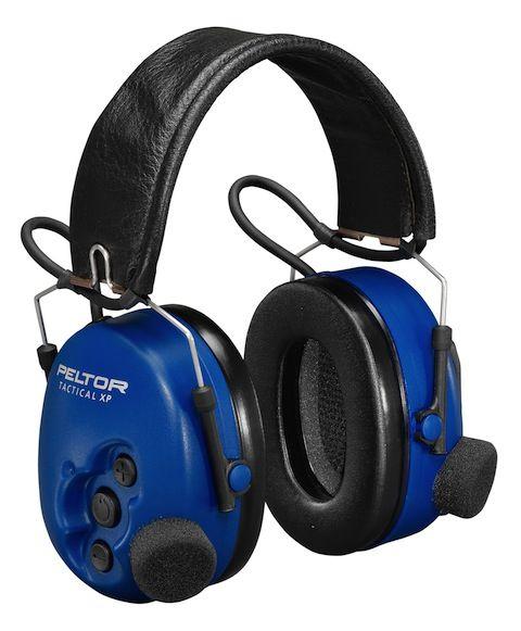 Casques actifs anti-bruit electroniques