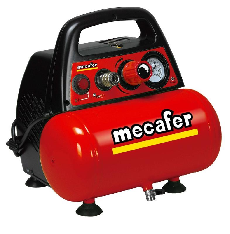 COMPRESSEUR 6L 1.5HP - MECAFER