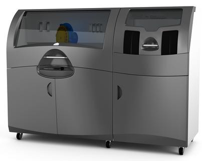 imprimante 3d couleur projet x660 pro. Black Bedroom Furniture Sets. Home Design Ideas