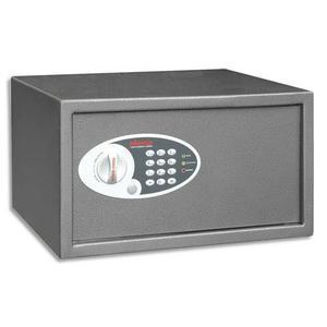 Phoenix coffre-fort compact, 33,8 litres serrure électronique. dimensions (l x h x p) : 44 x 24 x 35 cm