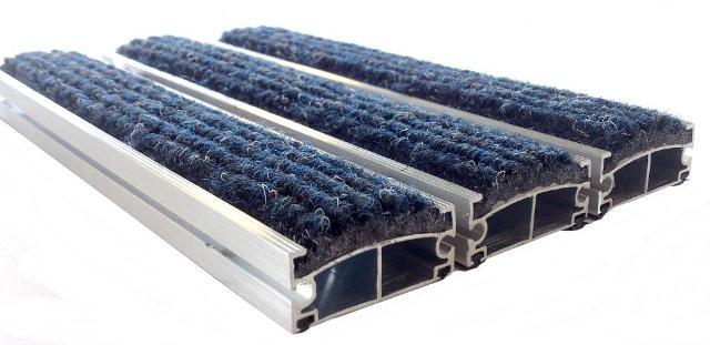 Etancheite jung produits tapis d 39 accueil for Carrelage 7x7