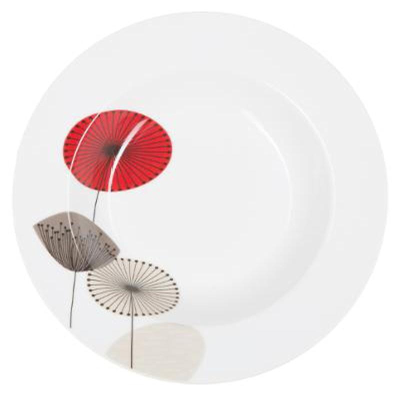 Paris Prix Lot De 6 Assiettes /à Dessertcraquel/é 21cm Vert