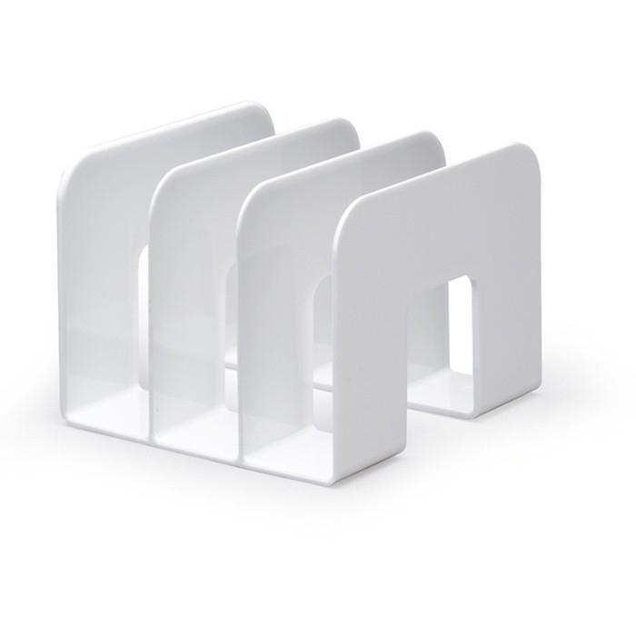 porte revues plastique 3 compartiments comparer les prix de porte revues plastique 3. Black Bedroom Furniture Sets. Home Design Ideas