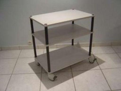 Table televiseur 3 plateaux tb01 for Table televiseur