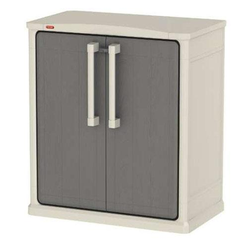 armoire basse de jardin optima comparer les prix de armoire basse de jardin optima sur. Black Bedroom Furniture Sets. Home Design Ideas