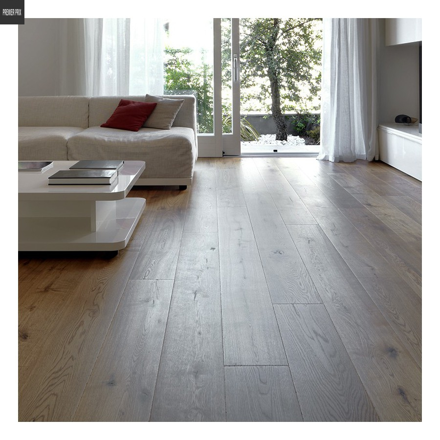 parquet chene contrecolle old story naturel fume larg 190 mm. Black Bedroom Furniture Sets. Home Design Ideas