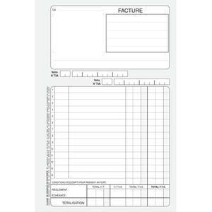 carnet de facture tous les fournisseurs carnet a. Black Bedroom Furniture Sets. Home Design Ideas