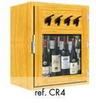 distributeur de vin cofracru de 4 robinets cr4. Black Bedroom Furniture Sets. Home Design Ideas