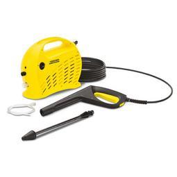 Nettoyeur haute pression portable - Nettoyeur haute pression karcher gamme pro ...
