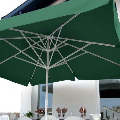 parasol rectangulaire 3x4 vert