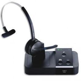 JABRA MICRO-CASQUE DOUBLE CONNEXION (TÉLÉPHONE FIXE+SOFTPHONE) PRO 9450