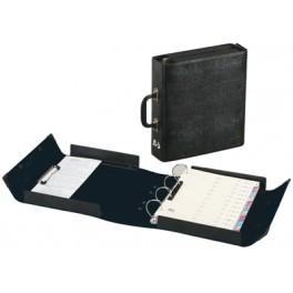 CLASSEUR ATTACHÉ CASE CHAIRMAN ARIANEX A4 NOIR