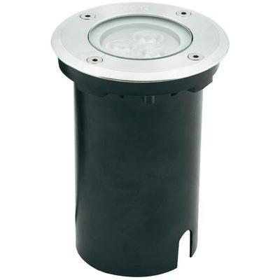 lampe led encastrable pour exteieur 3 w aluminium 7658 000 konstsmide. Black Bedroom Furniture Sets. Home Design Ideas
