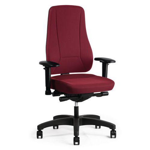 si ge de bureau younico pro mod le 2456 comparer les prix de si ge de bureau younico pro. Black Bedroom Furniture Sets. Home Design Ideas