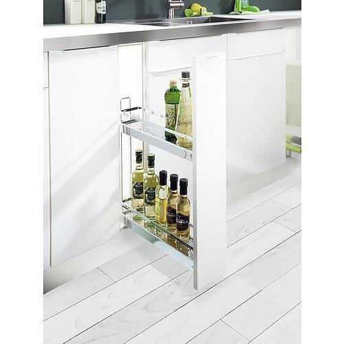 Accessoires pour meubles de cuisine kesseb hmer achat - Meuble a epice coulissant ...