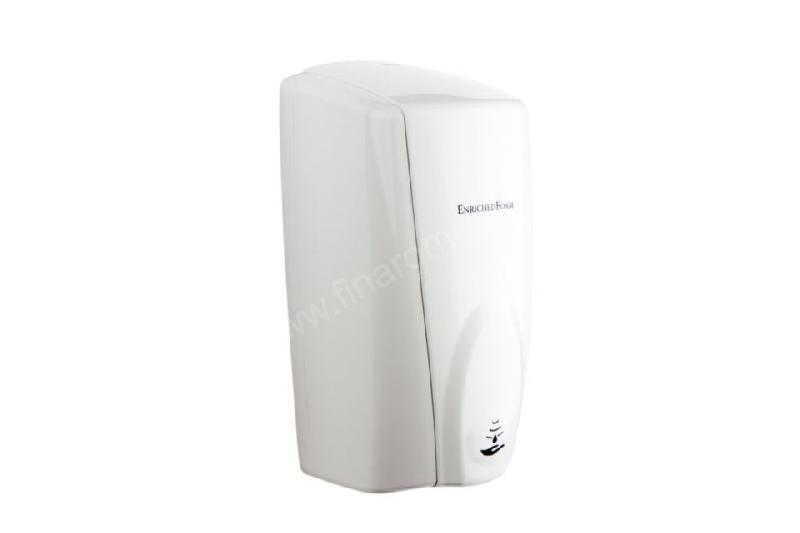 distributeur de savon automatique professionnel rubbermaid 1 1 l comparer les prix de. Black Bedroom Furniture Sets. Home Design Ideas