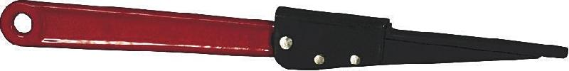 Chasse-cône pour porte-outil cône morse mw-tech din318/1-3